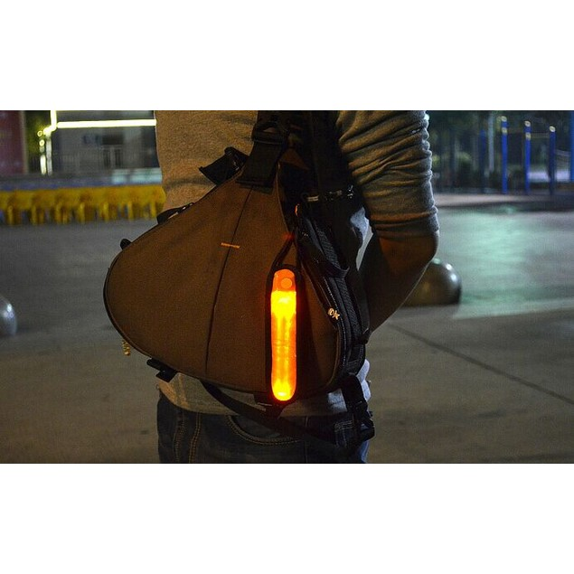 2-Pack: Light-Up LED Safety Armbands - Assorted Colors