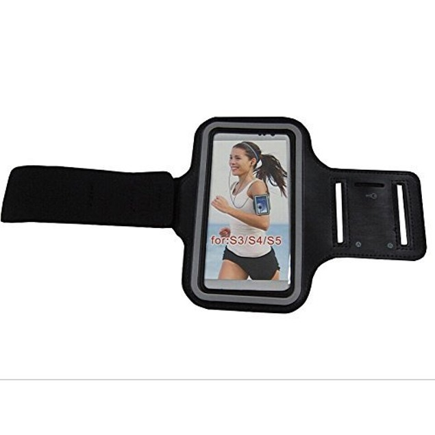 Universal Athletic Armband for All Smartphones