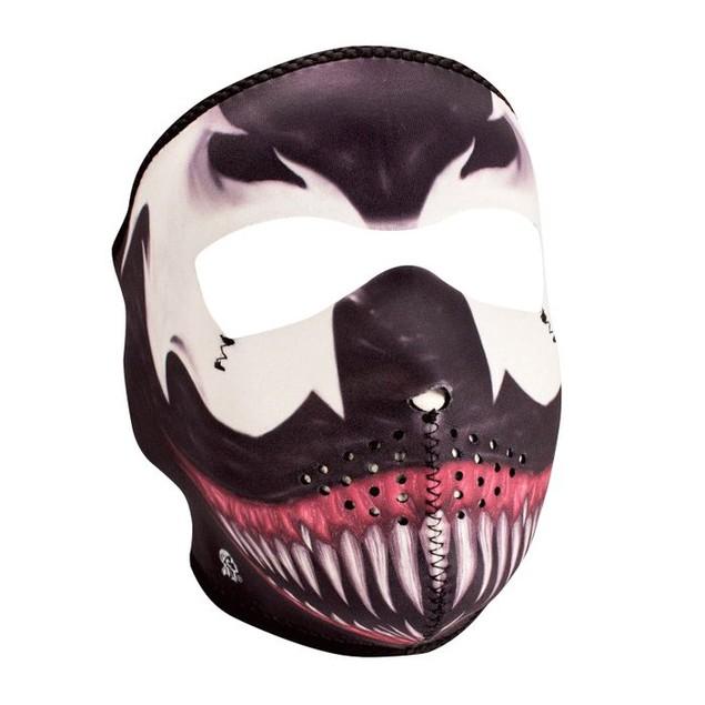 Neoprene Full Face Mask - Toxic