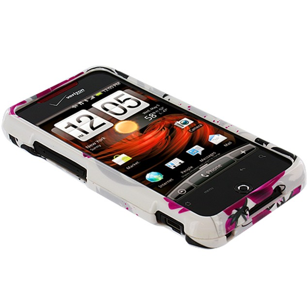 HTC Droid Incredible Hard Design Case Cover