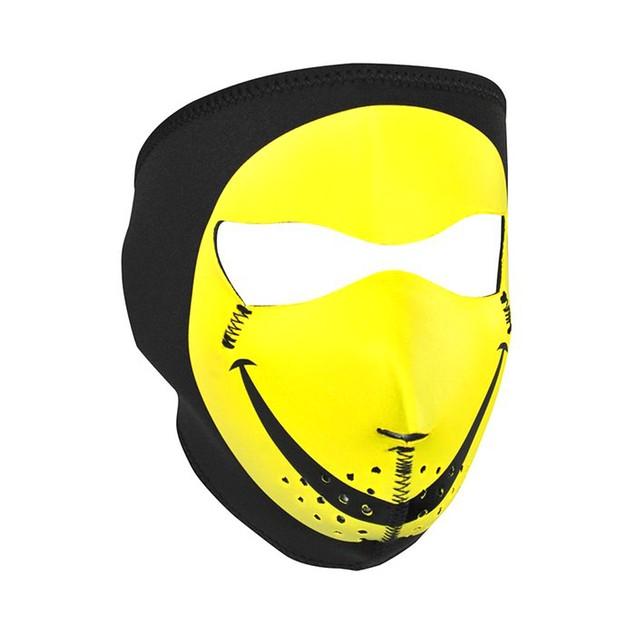 Smiley Face Neoprene Full Face Mask
