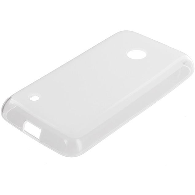 Nokia Lumia 530 TPU Rubber Case Cover