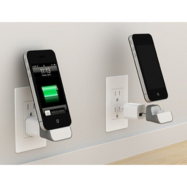 iPhone and iPod Wall Dock Charger
