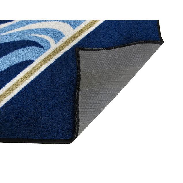 Licensed San Diego Padres 34 Inch By 45 Inch Floor Sports Fan Doormats