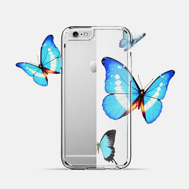 iPhone 6 Clear Scratch Resistant Case