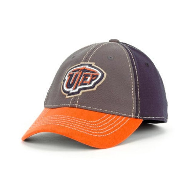 """UTEP Miners NCAA TOW """"Guru"""" Stretch Fitted Hat"""