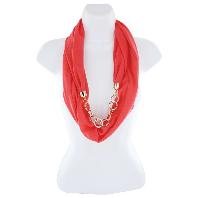 3-Pack Lavello Links Infinity Scarf