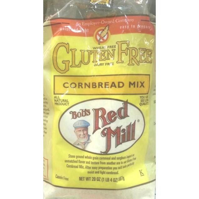 Bob's Red Mill Gluten Free Cornbread Mix 20oz