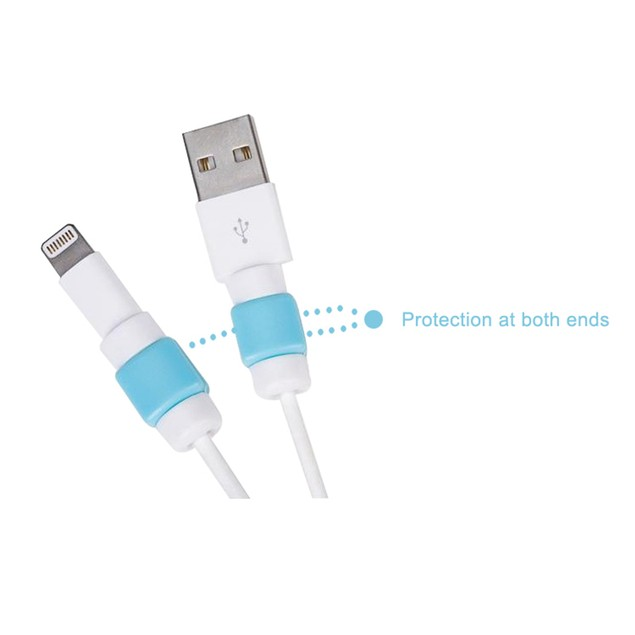 Waloo Lighting & 30 Pin 6 Pack Cable Protectors