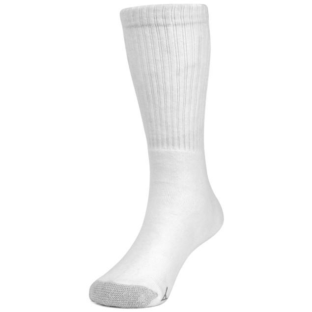 Galiva Girls' Cotton Extra Soft Crew Cushion Socks - 3 Pairs