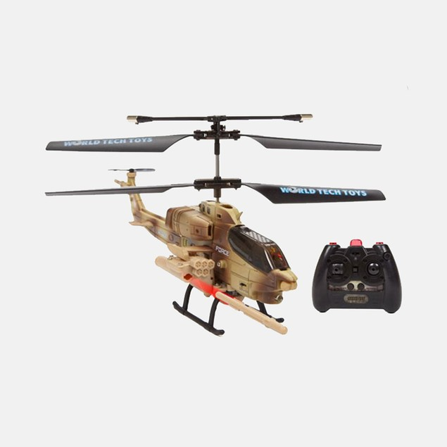 Sky Trooper 3.5CH Land And Sky RC Helicopter