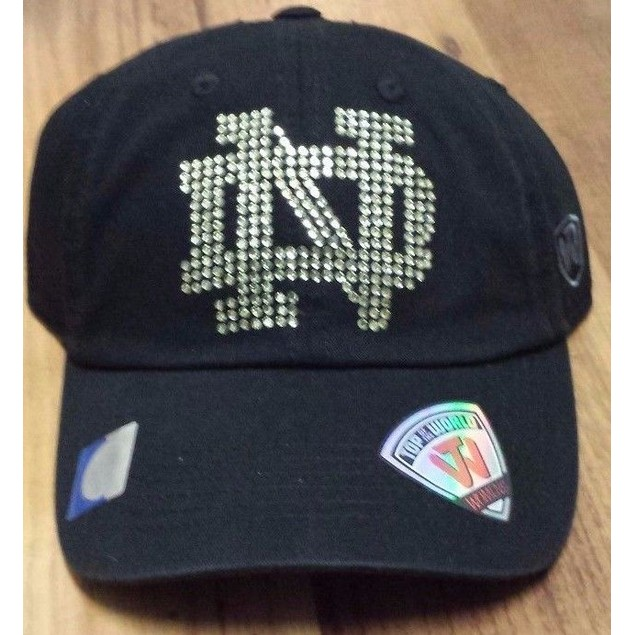 "Notre Dame Fighting Irish NCAA TOW ""Butterfly"" Women's Adjustable Hat"