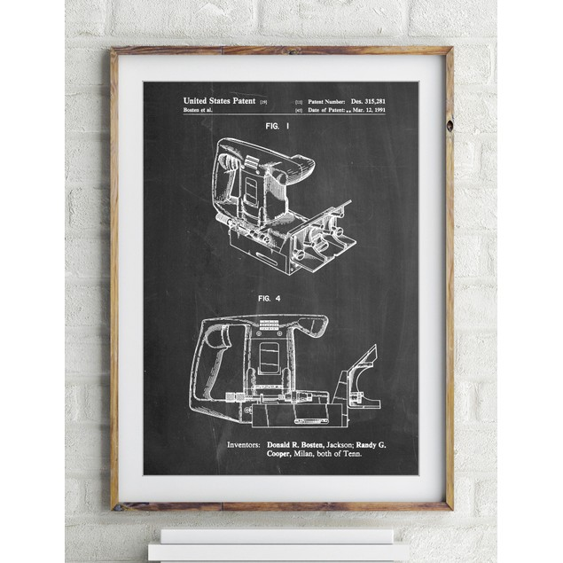 Plate Joiner Poster