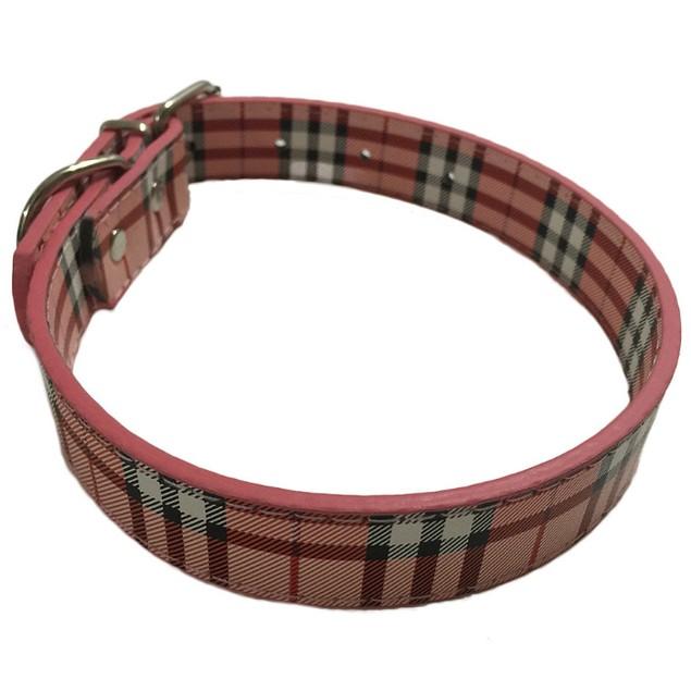 Uptown Classic Plaid Collar