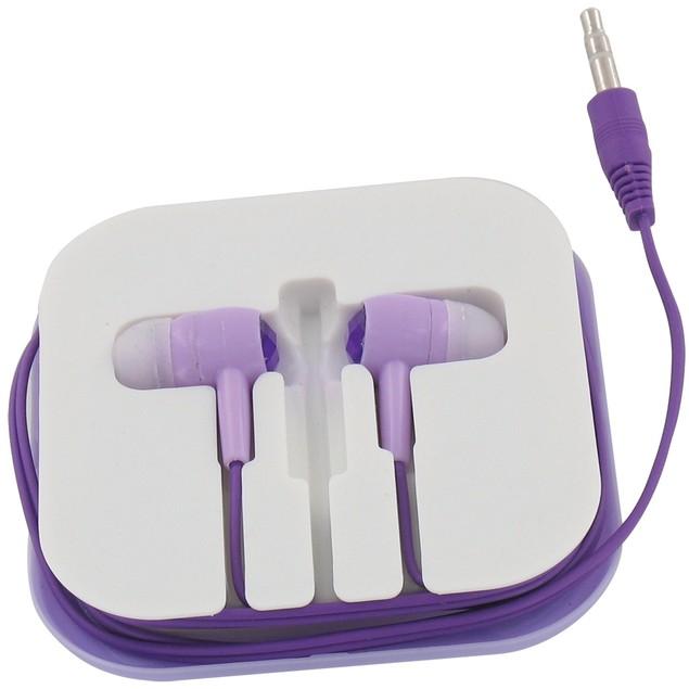 2-Pack Bling Designer Earbuds