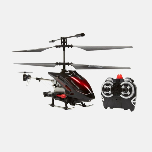 Metal F305 Missile Shooting 3.5CH RTR RC Helicopter