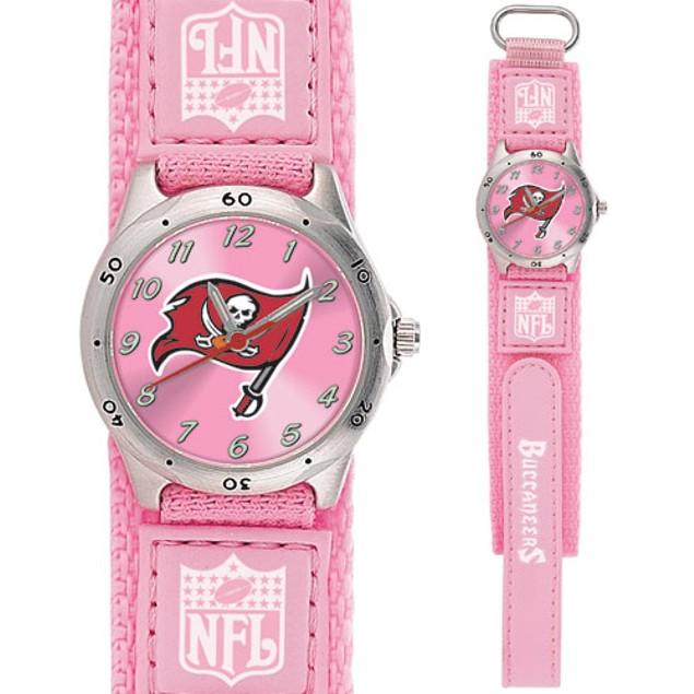 Tampa Bay Buccaneers Girls NFL Watch