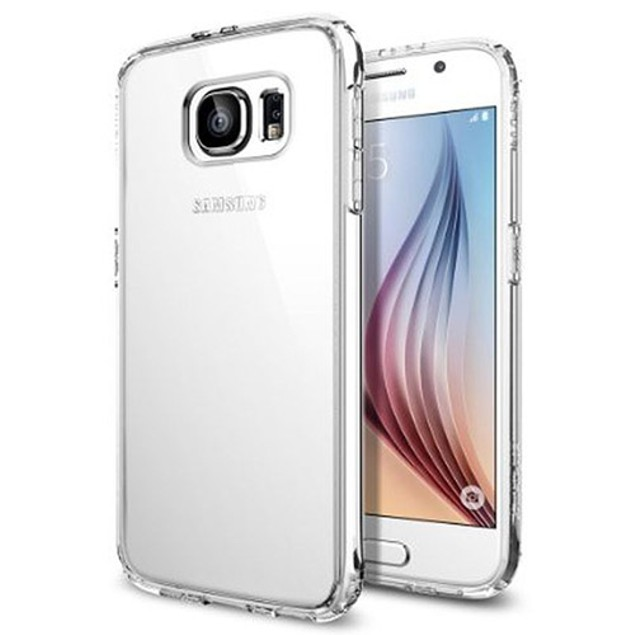 Clear Case for iPhone 6/6+ or Samsung Galaxy S6