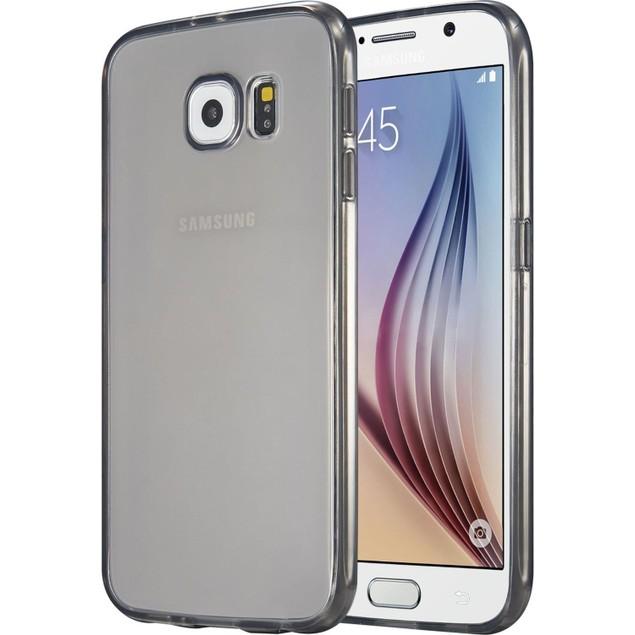 Laza Slim Jelly Series Premium Soft Flexible Slim-Fit TPU Translucent Case for Samsung Galaxy S6
