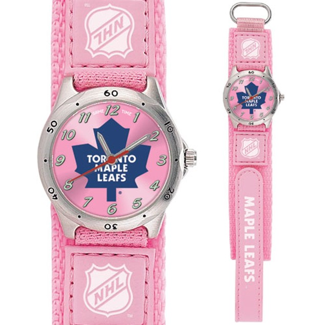 Toronto Maple Leafs NHL Girls Watch
