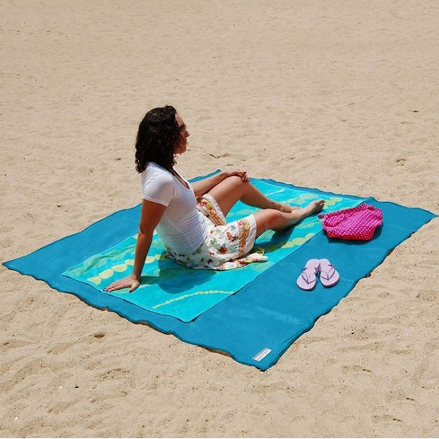 Sands Free 5x7' Beach Mat- 3 Colors