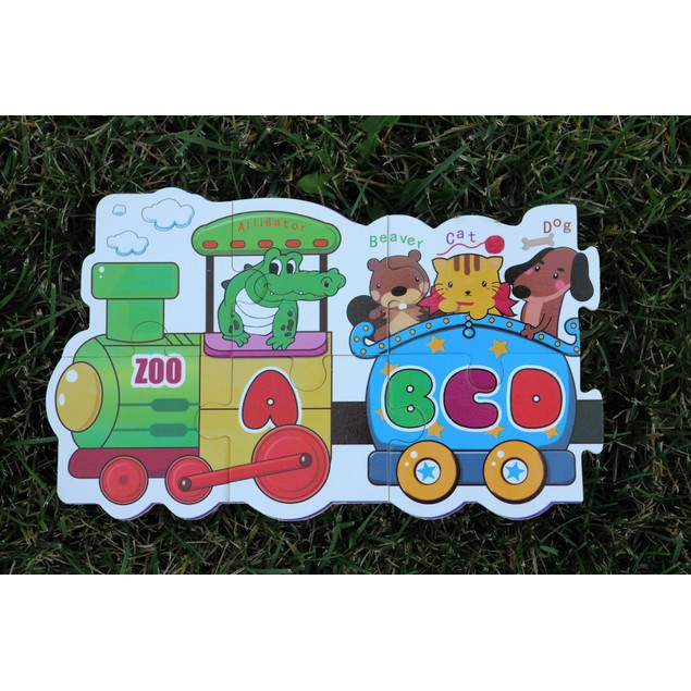 Children's Alphabet Learning Puzzles - Assorted Styles