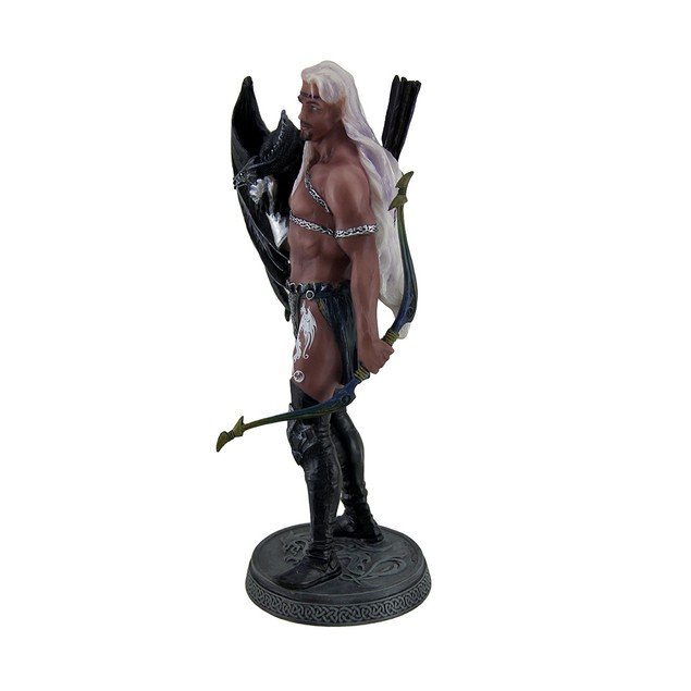 Dragonsworn The Master Statue By Ruth Thompson Statues