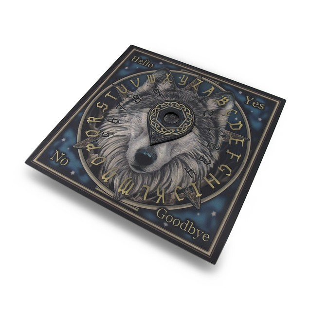 Lisa Parker Wild One Wolf Spirit Board Fortune Telling Toys