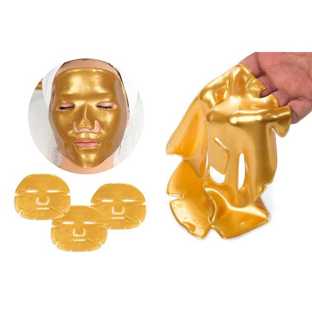 3-Pack Gold Collagen Masks