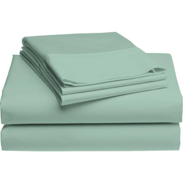 400 Thread Count 100% Organic Cotton 6-Piece Luxurious Sheet Set