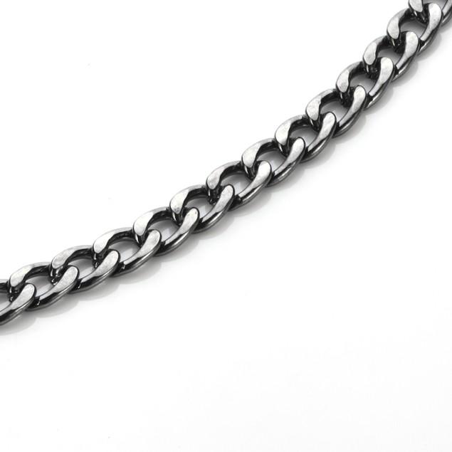 Estate Sparkling Sapphire Gems Statement Necklace