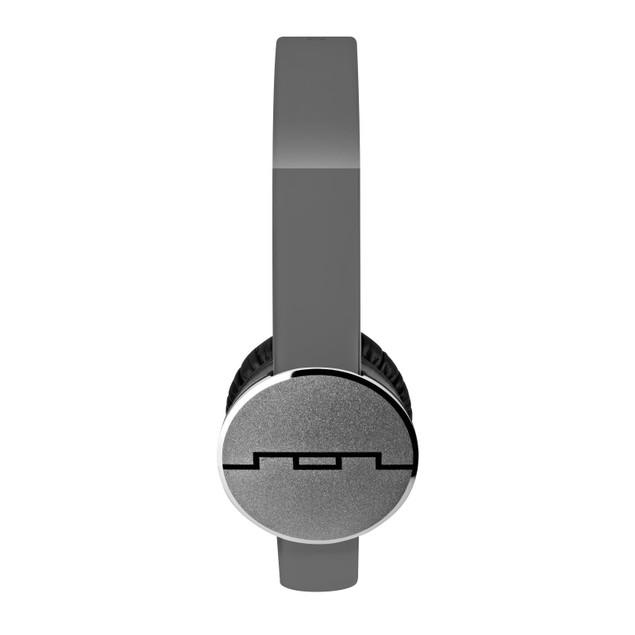 Sol Republic 1241-01 Tracks HD On-Ear Headphones w/ 3 Button Remote