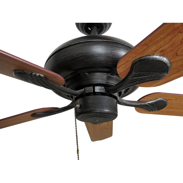 Aire Ryder Silver Medallion 52 Inch Ceiling Fan Ceiling Fans