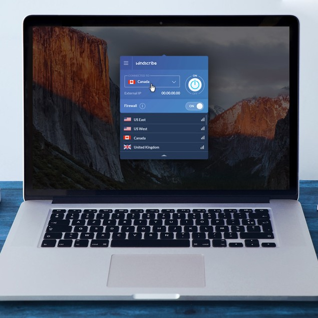 3 Years of Windscribe PRO VPN + Browser-Based Privacy Suite