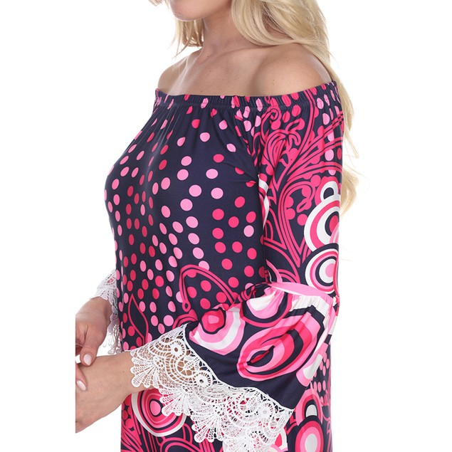 Lenora Off the Shoulder Dress