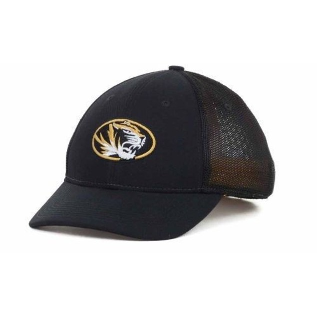 Missouri Tigers NCAA Nike Legacy 91 Swoosh Flex Fitted Hat