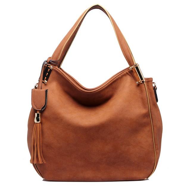 MKF Collection Heather Designer Hobo Bag by Mia K Farrow