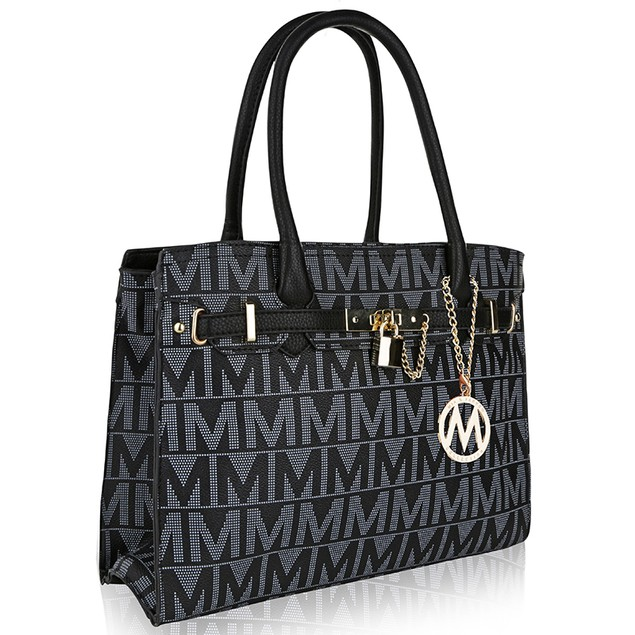 MKF Collection Carine M Signature Satchel by Mia K. Farrow