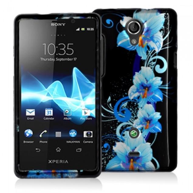 Sony Xperia TL Hard Design Case Cover