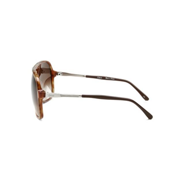 Chloe Adonis Fashion Sunglasses - Tortoise