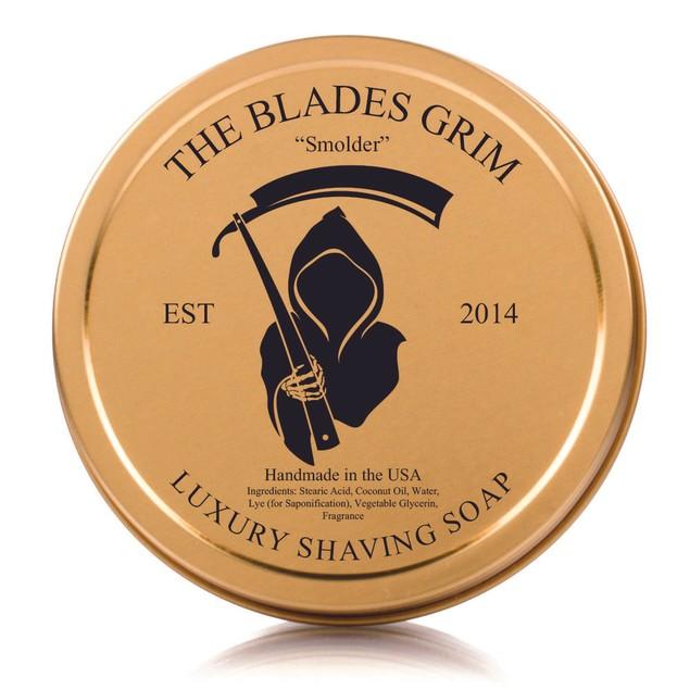 5 Piece Wet Shave Set By The Blades Grim