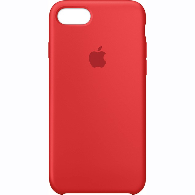 Apple Authentic Silicone Phone Cases - For iPhone 6s/6s+/7/7+