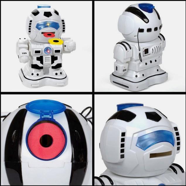 GigaBot Disc Shooting RC Robot