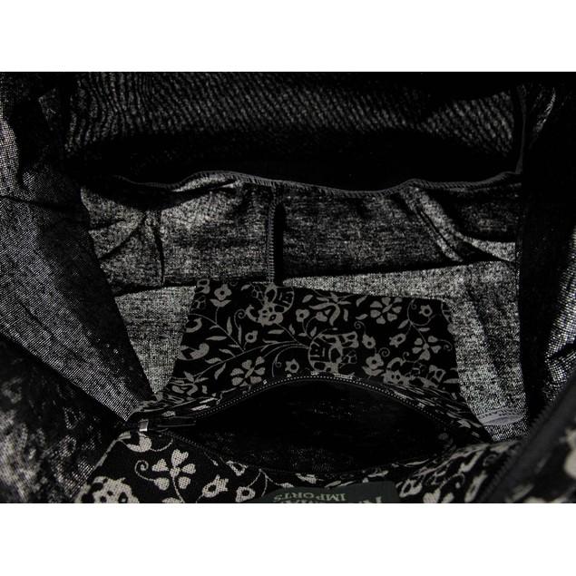 Cotton Floral Elephants Cross Body Bag Womens Cross Body Bags
