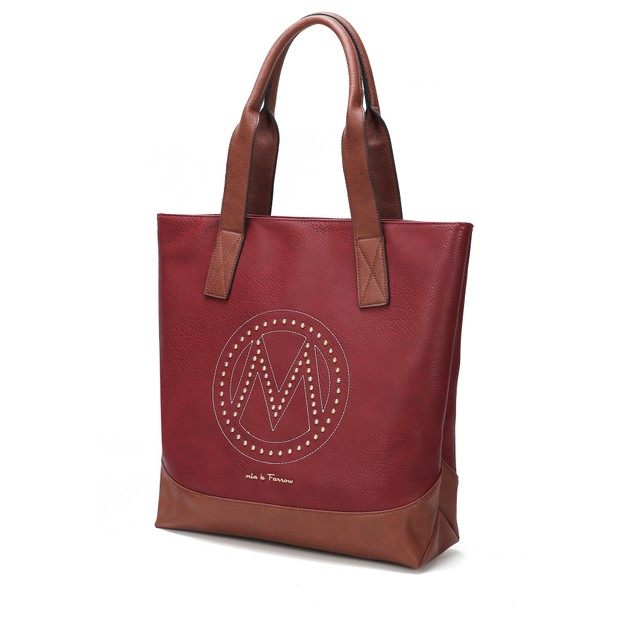 MKF Collection Wadena Tote Bag by Mia K. Farrow