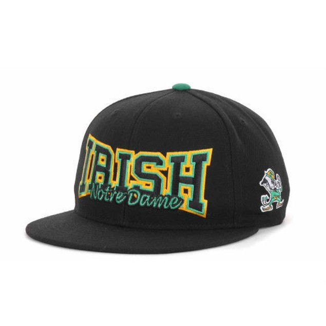 "Notre Dame Fighting Irish NCAA TOW ""Under Pressure"" Snapback Hat"