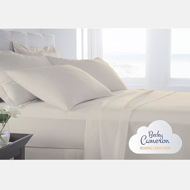 Becky Cameron 1800 series Egyptian Comfort Sheets