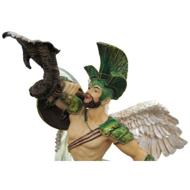 Battle Angel Nikolos Figure Statue Heaven`S Statues