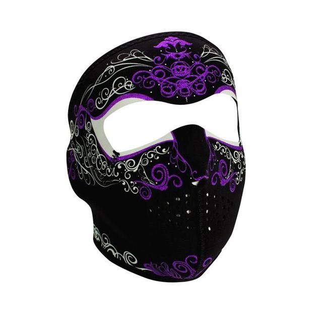 Neoprene Full Face Mask - Venetian