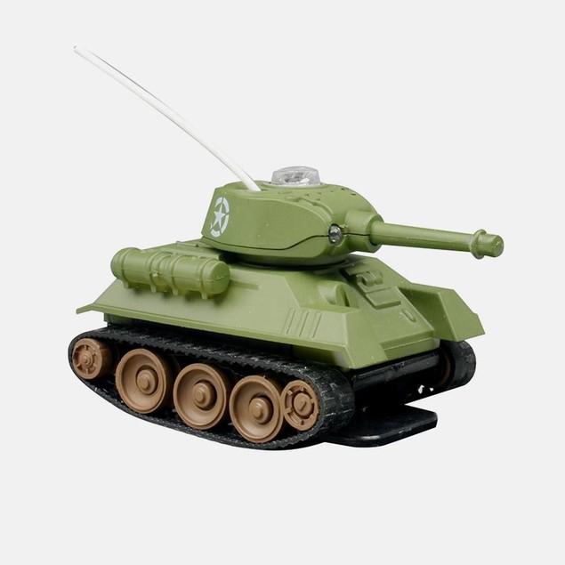 Hype Mini Remote Battle Tank
